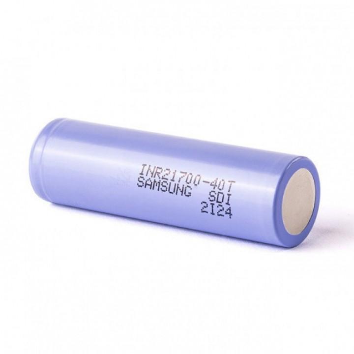 Аккумулятор Samsung INR 21700-40T (3.7B 4000Mah 30A)