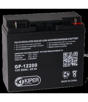 Kiper GP-12200 (12V 20Ah)