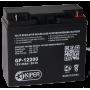 Аккумулятор Kiper GP-12200 (12V 20Ah)