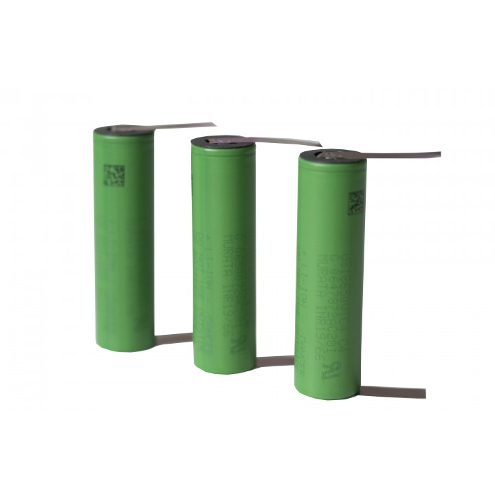 Li-ion аккумуляторы с выводами Sony 18650VTC4K