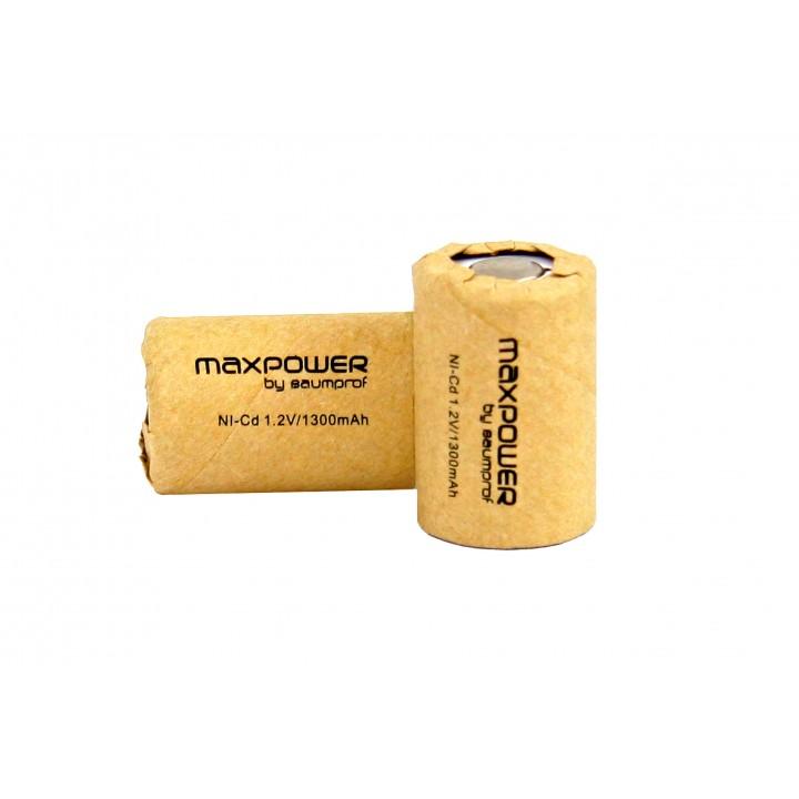 Аккумулятор Maxpower MX-4/5SC-1.3+