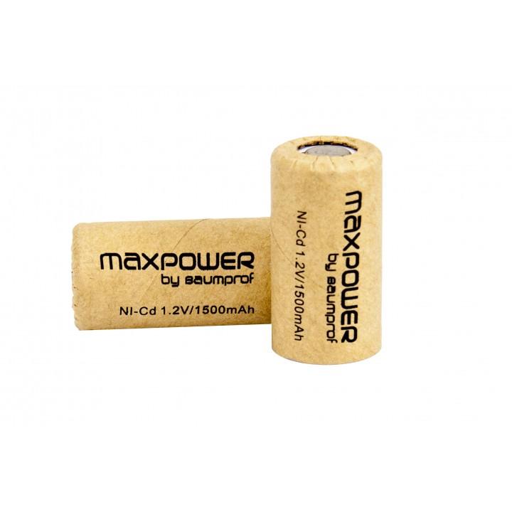 Аккумулятор Maxpower MX-SC-1.5+