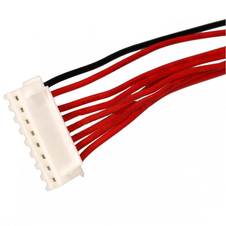 JST(XH) 8Pin Балансировочный разъем (socket pin) с проводом