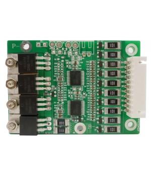 Плата защиты для литиевых аккумуляторов c балансиром и термореле 10S(37.0V/15А) Maxpower