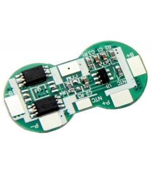 Плата защиты для литиевых аккумуляторов 2S(7.4V/6A) Maxpower