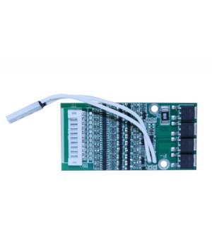 Плата защиты для литиевых аккумуляторов c балансиром и термореле 5S(18.5V/8А) Maxpower