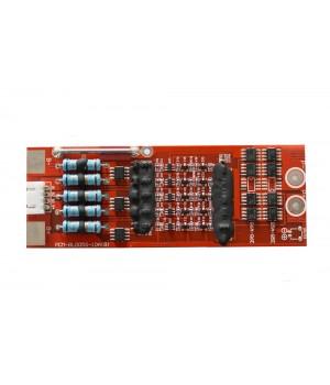 Плата защиты для литиевых аккумуляторов c балансиром 5S(18.5V/12А) Maxpower