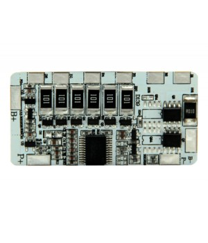 Плата защиты для литиевых аккумуляторов c балансиром 6S(22.2V/8А) Maxpower