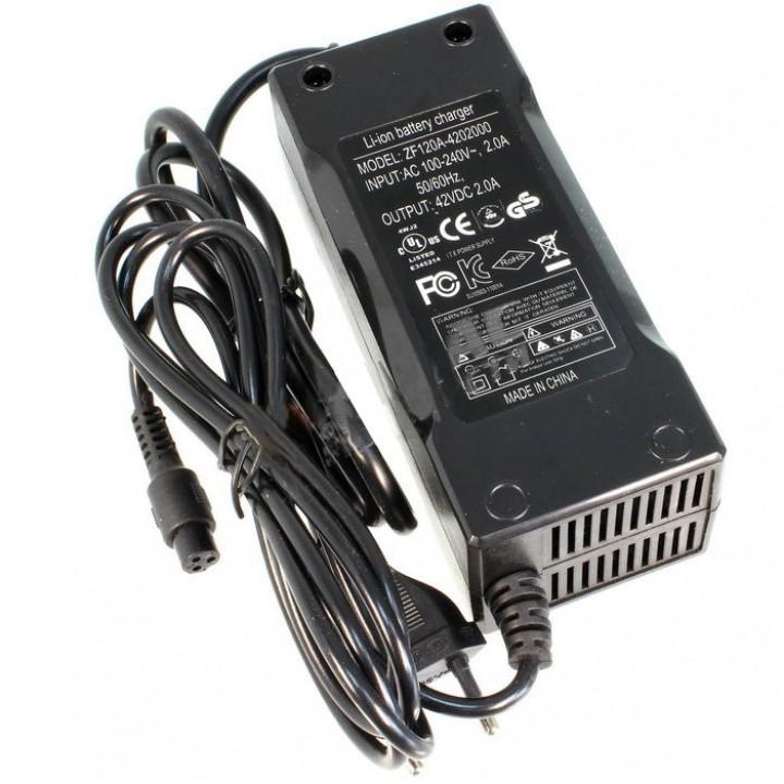 Зарядное устройство для 10S Li-ion АКБ (42B 2A) ZF120A-4202000