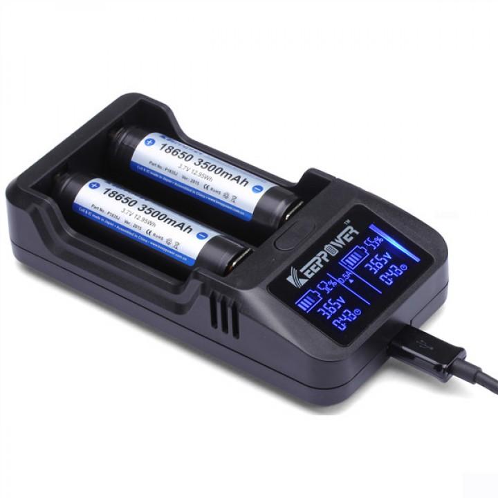 Зарядное устройство KeepPower L2 Plus