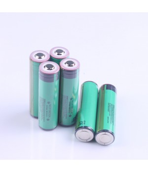 Аккумулятор Panasonic Li-ion с защитой (3.6 В, 3.1 А/ч) NCR 18650A (PСB)