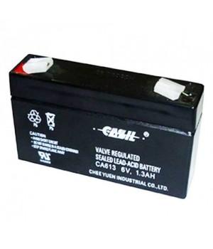 Аккумулятор свинцово-кислотный CASIL CA613 (6V 1.3Ah)