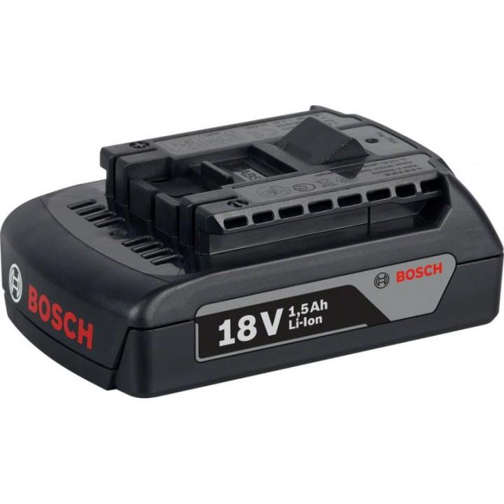 Аккумуляторный блок GBA 18 B 1.5Ah, GSR 180-LI, BOSCH  1600Z00035