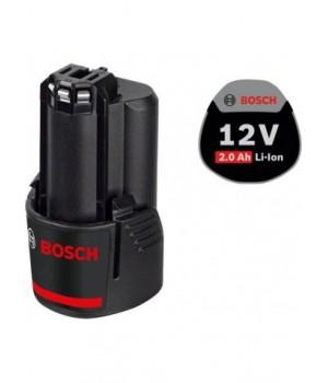 Аккумуляторный блок GBA 12V 2.0 Ah, BOSCH 1 600 Z00 02X