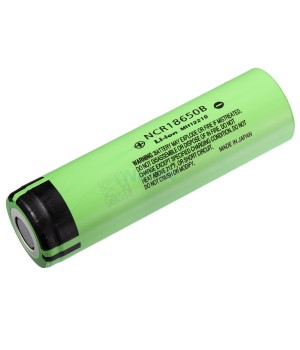 Аккумулятор Panasonic Li-ion (3.6 В, 3.35 А/ч) NCR 18650B