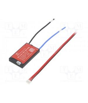 Плата защиты DALY для Li-Ion батареи  (3S 11.1В 15А) PCM-L03S15DLY11.1V