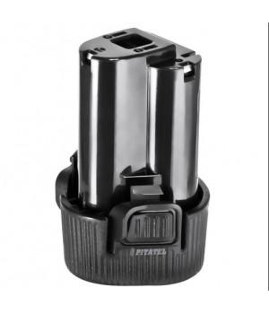 Аккумуляторная батарея Li-Ion для инструмента MAKITA 194550-6, 194551-4, BL1013  10.8V 1.5Ah TSB-040-MAK10-15L