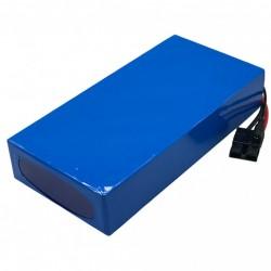 Аккумулятор для электровелосипеда Iconbit  48В,  8,2 А*ч