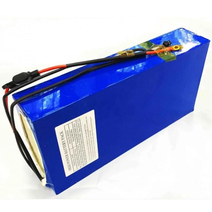 Li-ion аккумуляторная батарея 60В (16S5P)