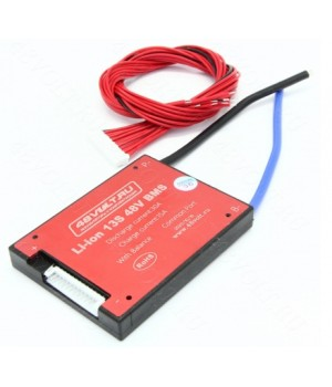 Плата защиты для Li-Ion батареи  (13S 48.0В 30А)