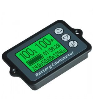 Ваттметр для  аккумуляторных батарей 80V50A