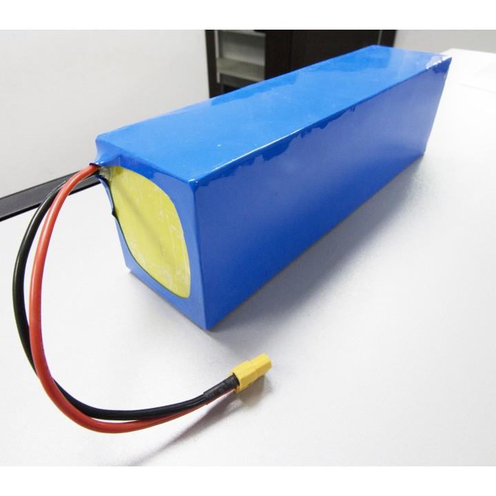 Аккумулятор для электросамоката KUGOO M4 48V (восстановление)