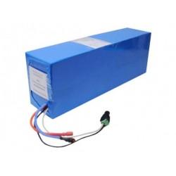Аккумулятор для электровелосипеда li-ion 48 вольт, 12,3 А*ч
