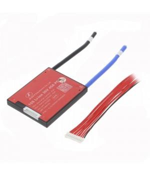Плата защиты DALY для Li-Ion батареи  (10S 37.0В 45А) PCM-L10S45DLY37.0V
