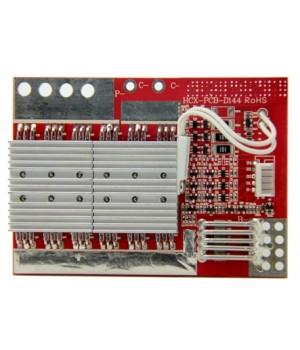 Плата защиты для литиевых аккумуляторов с балансиром 3S/4S(11.1В/14.8B 60А) Maxpower