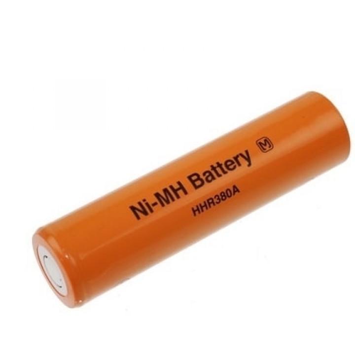 Аккумулятор PANASONIC Ni-MH 7/5AF (1.2 B, 3800 мА/ч) HHR-380AB34