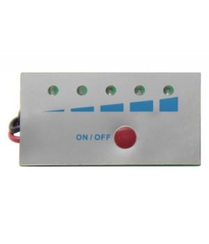 Индикация уровня заряда для Li-ion аккумуляторных батарей 4S (14.8 B)