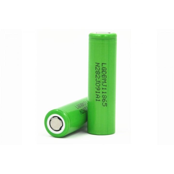 Аккумулятор LG INR 18650MJ1(3.7B 3500Mah 0.68A)