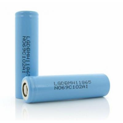 Аккумулятор LG INR 18650MH1(3.7B 3200Mah 10A)