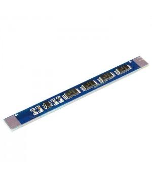 Плата защиты для li-ion батареи 1S (3.7V 7А)(4 mosfet) Maxpower