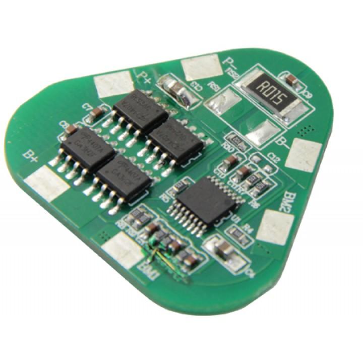 Плата защиты для литиевых аккумуляторов 3S(11.1V/8А) Maxpower