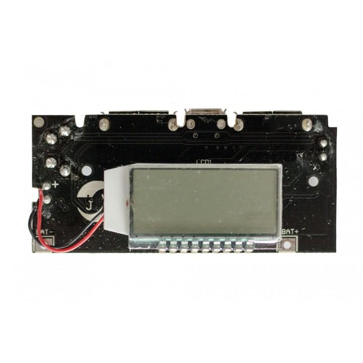 Зарядное устройство DP003 с USB разъемами