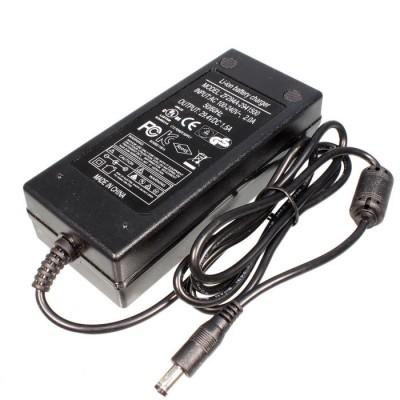 Зарядное устройство для 7S Li-ion аккумуляторных батарей (29.4В, 1,5А)