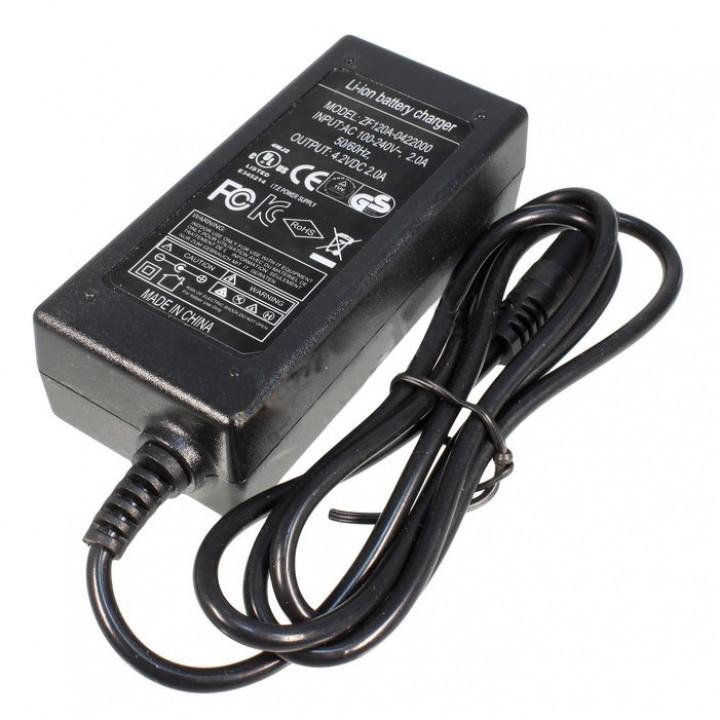 Зарядное устройство для 1S Li-ion АКБ (4.2V 2A) ZF120A-0422000