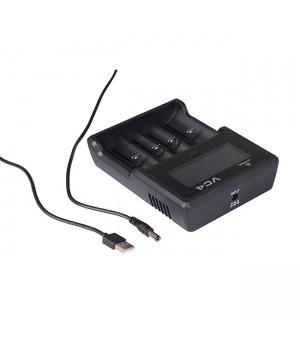 Зарядное устройство Xtar VC4 для li-ion аккумуляторов