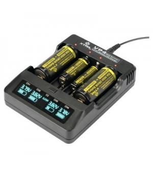 зарядное устройство XTAR VP4 для li-ion аккумуляторов