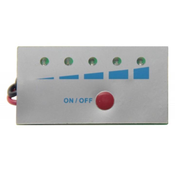 Индикация уровня заряда для Li-ion аккумуляторных батарей 10S (37.0 B) HCX-D171
