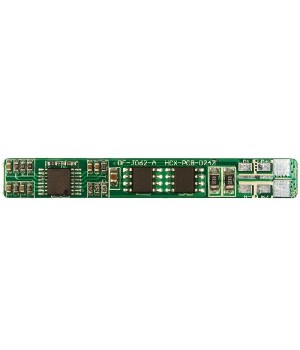 Контроллер заряда-разряда (PCM) для Li-Ion батареи (3S 11.1В 4А) PCM-Li-3S(11.1V/4A)