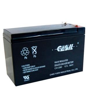 Аккумулятор свинцово-кислотный CASIL CA1290 (12V 9Ah)