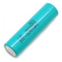Аккумулятор Samsung Li-ion ув. мощности, макс. ток разряда 22A (3.6 В, 2.0 А/ч) INR 18650-20R