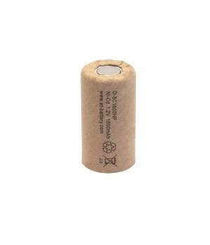 Аккумулятор ET Ni-CD (1.2 B, 1.6 А/ч) ET D-SC1600HP
