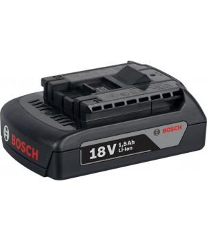 Аккумуляторный блок GBA 18 B 1.5Ah, GSR 180-LI, BOSCH