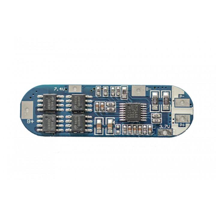 Плата защиты для литиевых аккумуляторов 3S(11.1V/5А) Maxpower