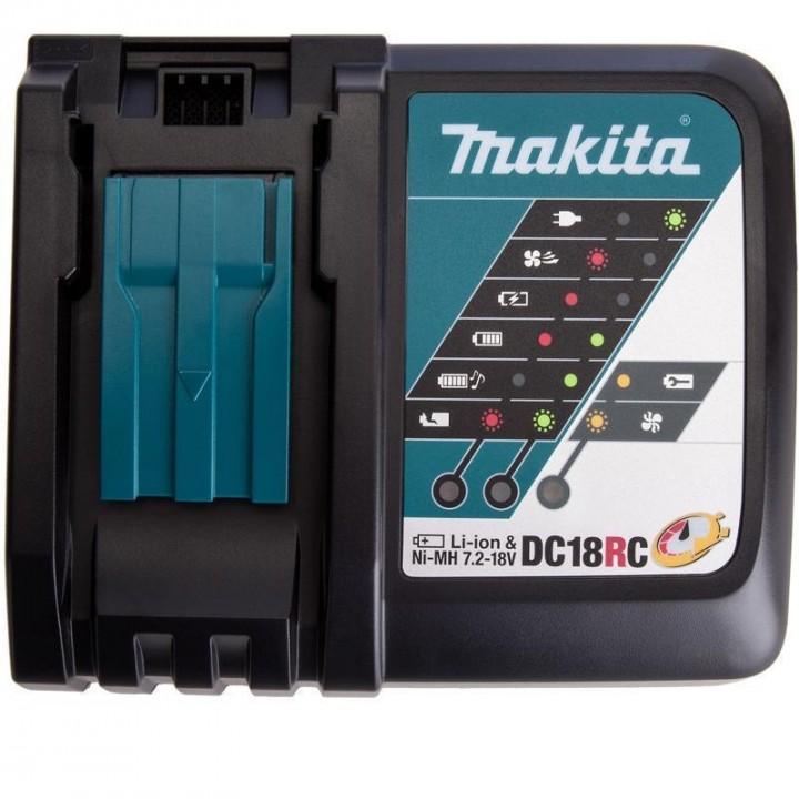Зарядное устройство DC18RC MakPac, MAKITA  196941-7