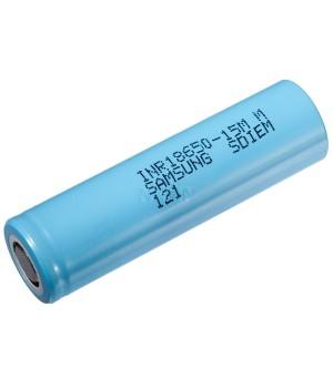 Аккумулятор Samsung Li-ion (3.6 В, 1.5 А/ч) INR 18650-15M