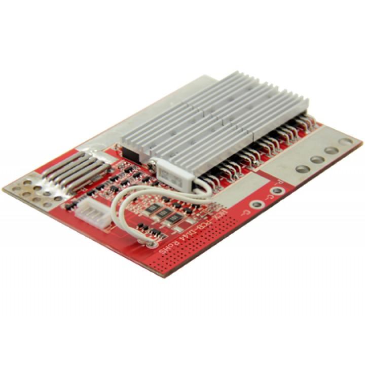 Контроллер заряда-разряда для Li-Ion батареи с балансиром (3S/4S 11.1В/14.8B 60А) HCX-D144